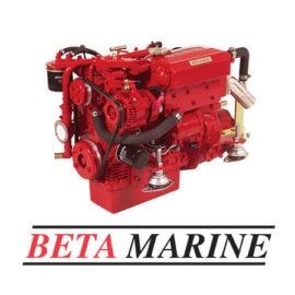 Beta-Kubota Merimoottorit