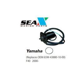Yamaha trimmimoottori F40 2000-