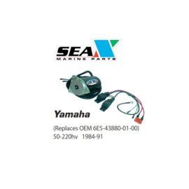 Yamaha trimmimoottori 50-220hv 1984-91