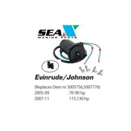 Evinrude/Johnson trimmimoottori 2005-09