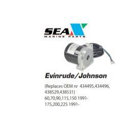 60-150 hv Evinrude trimmimoottori
