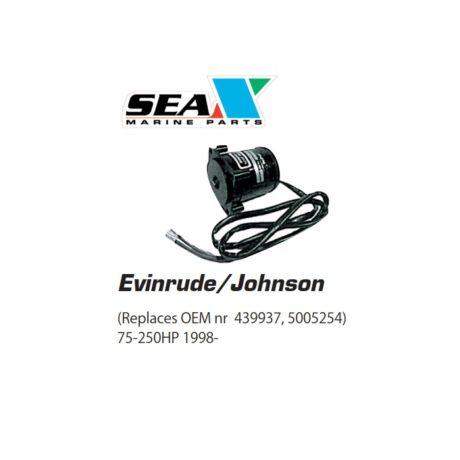 Evinrude/Johnson trimmimoottori 75-250HP 1998-.
