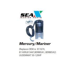 Mercury/Mariner trimmimoottori UUDEMMAT 50-120HP.