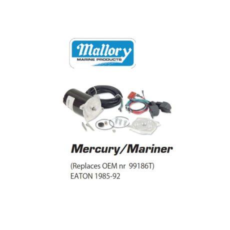 Mercury/Mariner trimmimoottori EATON 1985-92.