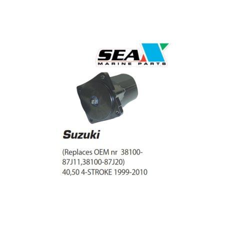 Suzuki trimmimoottori 40 / 50 4-STROKE 1999-2010