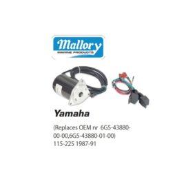 Yamaha trimmimoottori 115-225 1987-91.