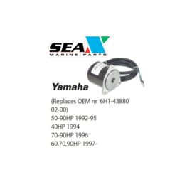 Yamaha trimmimoottori 50-90HP