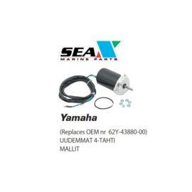 Yamaha trimmimoottori UUDEMMAT 4-TAHTI MALLIT