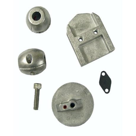 Mercruiser Alpha GEN 1 alumiini anodisarja