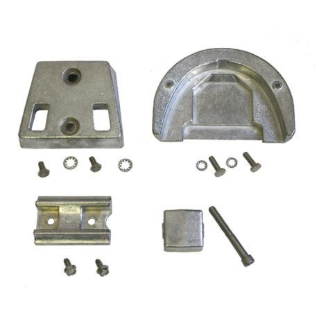OMC COBRA alumiini anodisarja