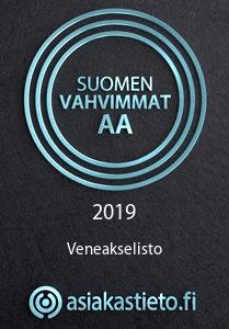 Suomen Vahvimmat AA –sertifikaatti