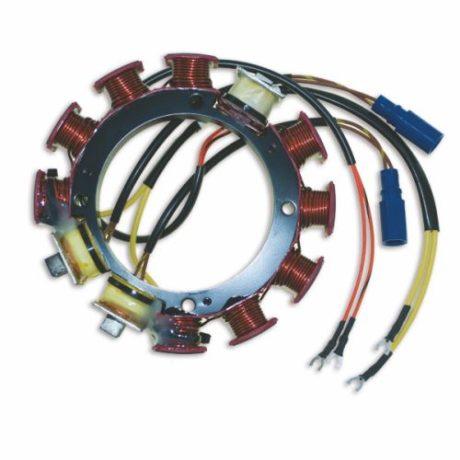 Johnson/Evinrude185-300hv 6/8 cyl 1988-95 staattori. Johnson /Evinrude CDI-Electronics staattorit Veneakselisto.com